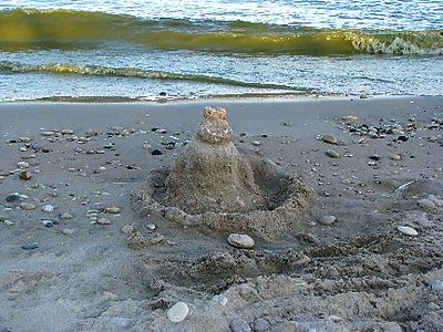 Sand castle IMG_1911
