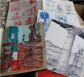 Isabelssketchbooks1